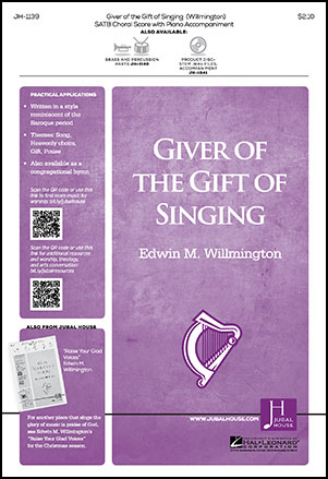 Giver the Gift of Singing