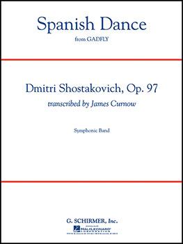Spanish Dance by Dmitri Shostakovich/arr  James C | J W  Pepper