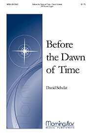 Before the Dawn of Time