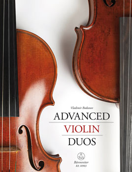 Advanced Violin Duos