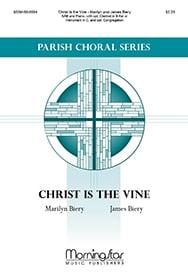 Christ is the Vine