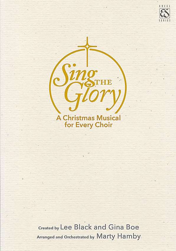 Sing the Glory Cover