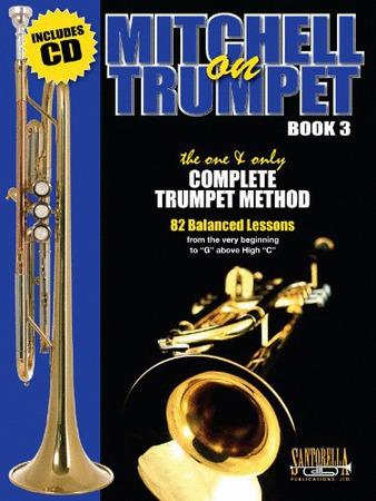 Mitchell on Trumpet, Book 3