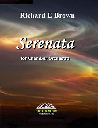 Serenata for Chamber Orchestra