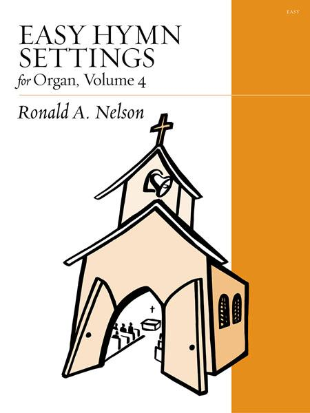 Easy Hymn Settings for Organ