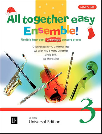 All Together Easy Ensemble! No. 3 Christmas