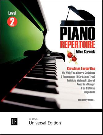 Piano Repertoire Christmas Favourites