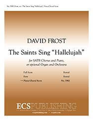 The Saints Sing Hallelujah