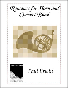 Romance for Horn and Concert band