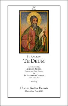 St. Andrew Te Deum