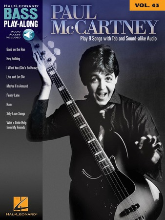Bass Play Along No. 43 Paul McCartney