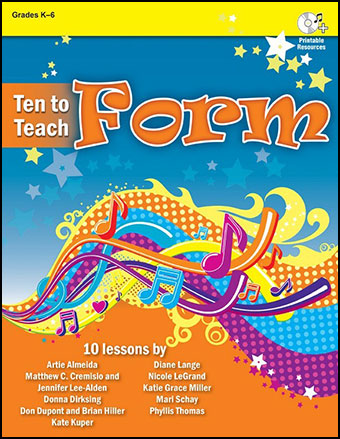 Ten To Teach Form