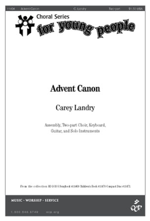 Advent Canon