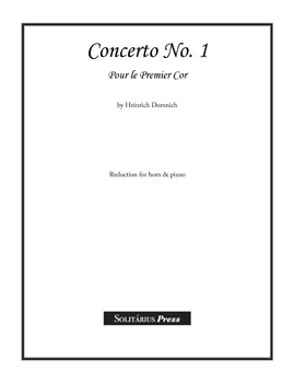 Concerto No. 1 for High Horn