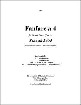 Fanfare a 4