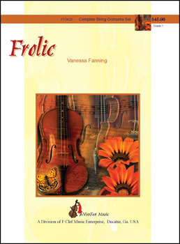 Frolic Cover