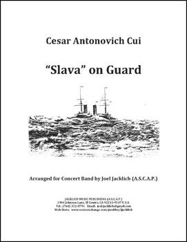 Slava on Guard
