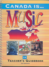 Canada Is Music Grade 3-4