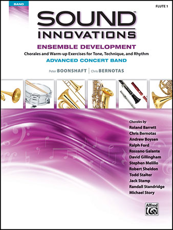 Sound Innovations: Ensemble Development for Advanced Concert Band