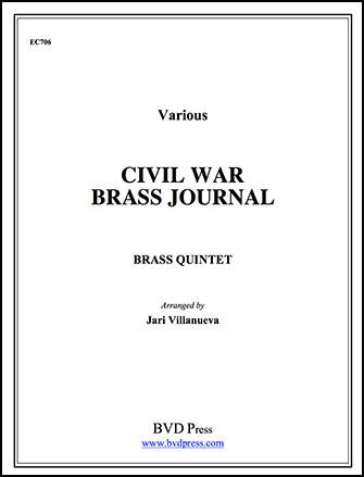 Civl War Brass Journal