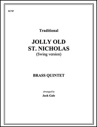 Jolly Old St. Nicholas