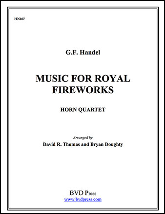 Music for Royal Fireworks