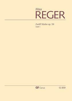12 Pieces, Op. 59 No. 1