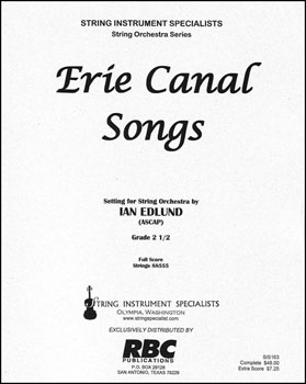 Erie Canal Songs