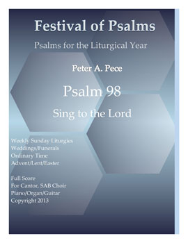 Psalm 98: Sing To The Lord