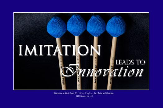 Imitation Poster