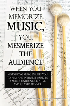 Memorize Music Poster Cover