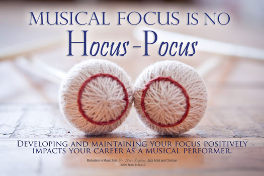 Musical Focus Poster