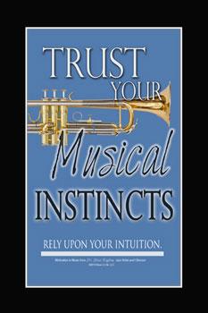 Musical Instinct Poster