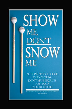 Show Me Poster Cover