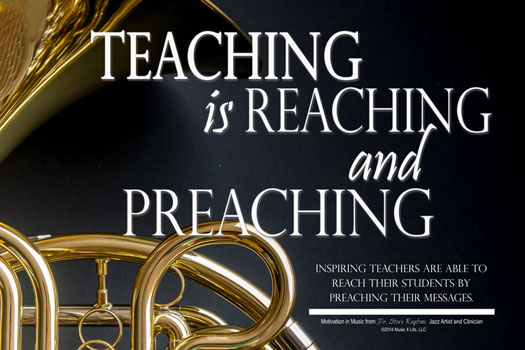 Teaching Poster Cover