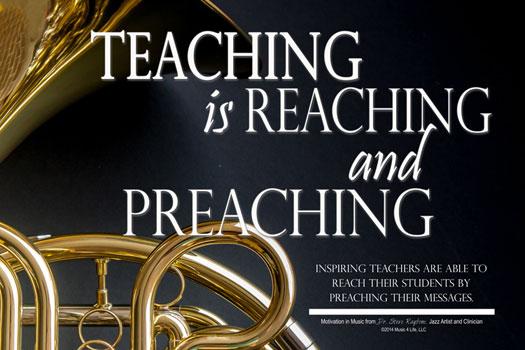 Teaching Poster