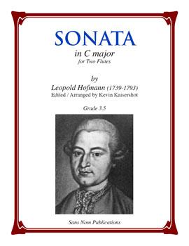 Sonata in C Major Thumbnail