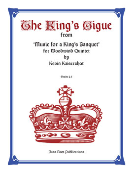 The King's Gigue