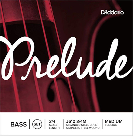 Prelude Bass String Set
