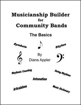 Musicianship Builder for Community Bands