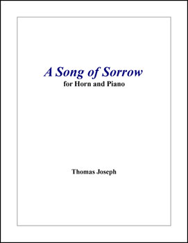 A Song of Sorrow