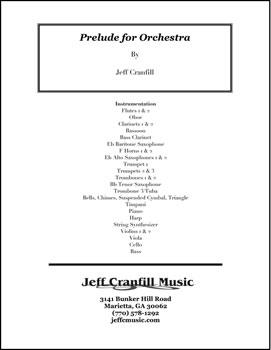 Prelude for Orchestra