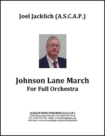Johnson Lane March