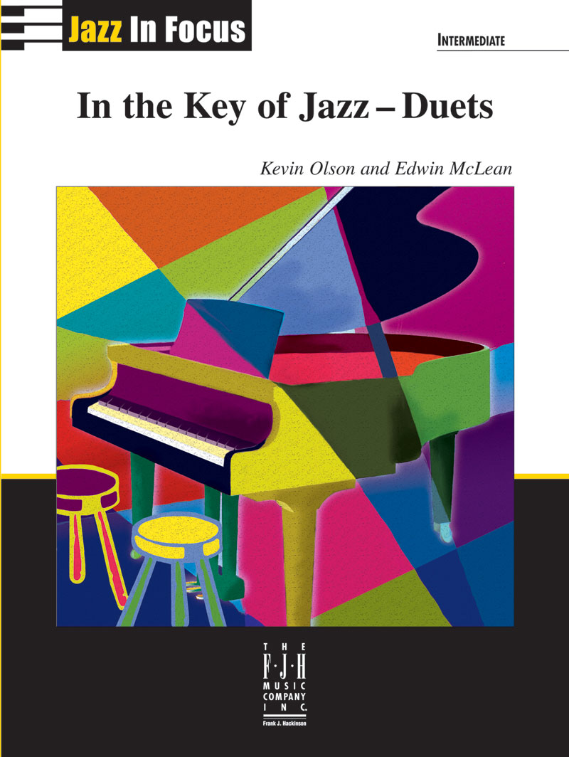 In the Key of Jazz - Duets