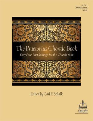 The Praetorius Chorale Book