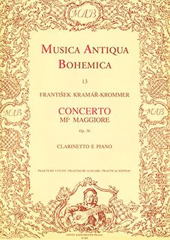 Concerto in E flat Major, Op. 36