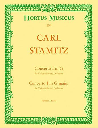 Cello Concerto #1 fur den Konig von Preussen in G Major