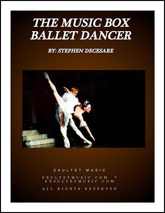 The Music Box Ballet Dancer