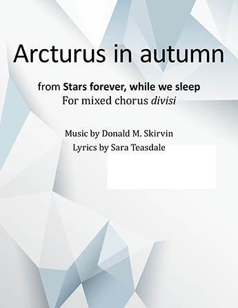 Arcturus in Autumn