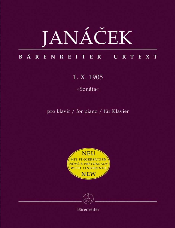 1. X. 1905 for Piano Sonata